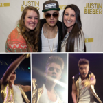 My name is Carly and I recently met Justin Bieber in Atlanta on…