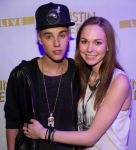 """I never thought I would ever be able to write a """"My Bieber…"""