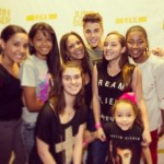 My name is Kiana, I'm 19 and I have been supporting Justin since…