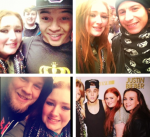My name is Jenna and I met Justin three times within three…