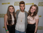My name's Aimee, and this is my Bieber experience. On the…