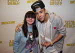 My name is Amy and I met my idol on the 21st February 2013 in…