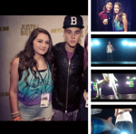 My name is Paris, and this is my Bieber experience. The Believe…