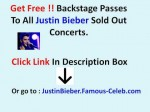 How fast do Justin Bieber tickets sell out?