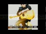 "Lyrics Video ""As Long As You Love Me"" by Justin Bieber Ft. Big Sean"