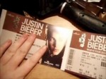 JUSTIN BIEBER TICKETS vlog 179 Louise