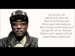 Will.i.am ft. Justin Bieber – That Power Lyric Video