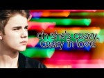 Maria – Justin Bieber (Lyric Video) with lyrics on screen