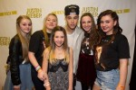 I had been trying to win a contest to meet Justin since I knew…