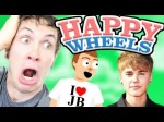 Happy Wheels – I LOVE JUSTIN BIEBER