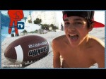 Austin Mahone Plays Beach Football with AC, Tyler, Zach and Robert – Austin Mahone Takeover Ep 44