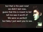 Justin Bieber – Nothing like Us (Official Song 2013 with Lyrics)
