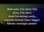 That power – Will.I.Am (ft. Justin Bieber), lyrics