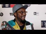 Will.i.am Imitates Justin Bieber & Praises Britney Spears — EXCLUSIVE