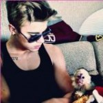 Justin Bieber Shares Photos Of His Pet Monkey
