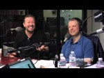 "Ricky Gervais: Justin Bieber, Anne Frank House & Joan of Arc's ""Gervatheism"" with Opie & Anthony"