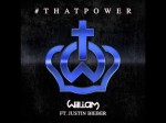 Will.i.am Feat. Justin Bieber – #thatPOWER [LYRICS IN DESC]