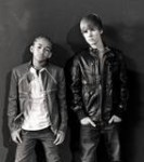 My boy Jaden Smith and Alyssas boy Justin Bieber