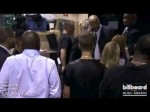 Justin Bieber and Selena Gomez kissing on backstage Billboard Music Awards 2013 HD