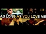 Justin Bieber feat. Big Sean – As Long As You Love Me (Full Song)