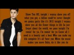 Beauty and a Beat Lyrics Justin Bieber ft Nicki minaj