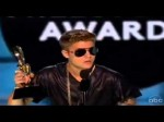 Justin Bieber Wins Milestone Award Billboard Music Awards 2013 HD