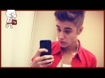 ONE DIRECTION strips in new trailer and JUSTIN BIEBER video instagram!