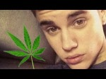 Justin Bieber Caught Smoking Weed At Kanye West's Album