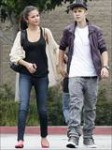 SelenaGomezJustin-Bieber              The couple Selena and Justin B are past the beaches of Rio of Leblon Ipanema and Copacabana