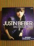 10 Justin Bieber Backstage Pass Game