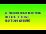 Justin Bieber – Out Of Town Girl (Lyrics)