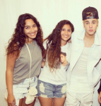 I'm Ghida, 17 years old, from Lebanon, and I met Justin Bieber…