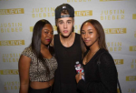 My name is Ravynne and I am on the left of Justin in my picture….