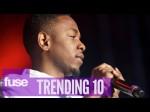 "Kendrick Lamar Disses Drake, A$AP Rocky & J. Cole on Big Sean's ""Control"" – Trending 10 (8/13/13)"