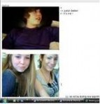 Justin Bieber on Chatroulette