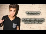 Justin Bieber ft Michael Jackson Slave to the Rhythm LYRICS