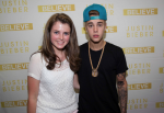 My name is Lizzie, and I can officially say I met my idol Justin…