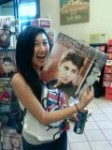 Bopha with Justin Bieber Calendar – Barnes and Nobles