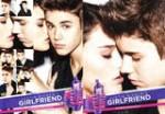 2012 JUSTIN BIEBER Girlfriend fragrance: US ad (Glamour mag)