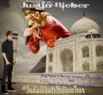 Justin Bieber and Taj Mahal FB cover by Beliber Kunal