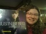 me and my Justin Bieber board game