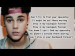 Justin Bieber – Backpack ft. Lil Wayne (Lyrics) Official
