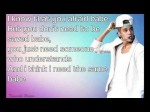 Justin Bieber – One Life (Official Lyrics Video)