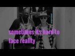 Hard 2 Face Reality- Justin Bieber & Poo Bear (LYRICS)