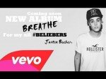 "Justin Bieber Breathe – ""Get Away"" (Lyric Video)"