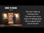 Justin Bieber ft. Cody Simpson – Home to Mama (LYRICS)