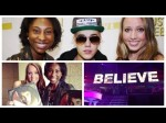 Vlog 1/23/13: Meeting Justin Bieber ATL Concert!