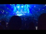 Justin Bieber at Ariana Grande's concert live in Miami