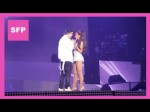 Justin Bieber Surprise at Ariana Grande Concert! (Part 1)