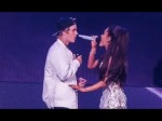 FULL Ariana Grande and Justin Bieber Love Me Harder LIVE Miami 2015